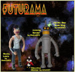 Futurama Doll Collage by minami63