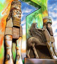 Persepolis by sonia-p