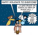 2009 Christmas Special by StrixVanAllen
