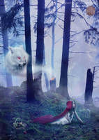 Red Riding Hood Contest Entry #1 by Raine17