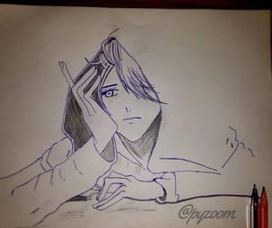 BoredMan by Pyzoom