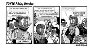 TGWTG Friday Funnies 3 by mapacheanepicstory