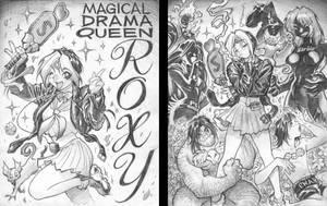 GEN13's MagicalDramaQueenRoxy by AdamWarren