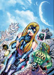 EMPOWERED vol.9 (out Aug.19!) cover colors by AdamWarren