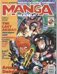 DIRTY PAIR and Major Kusanagi by AdamWarren