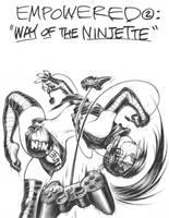 EMPOWERED 2's Ninjette by AdamWarren