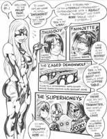 EMPOWERED 2's recap page by AdamWarren
