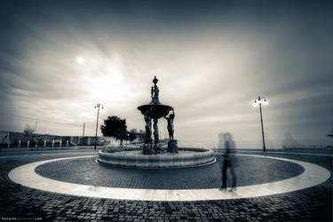 Sipontum Shadows by blueanto