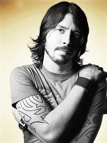 Dave Grohl by SMC92