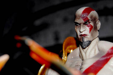 Play Arts Kratos by SMC92