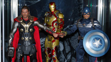 Avengers Assemble by SMC92