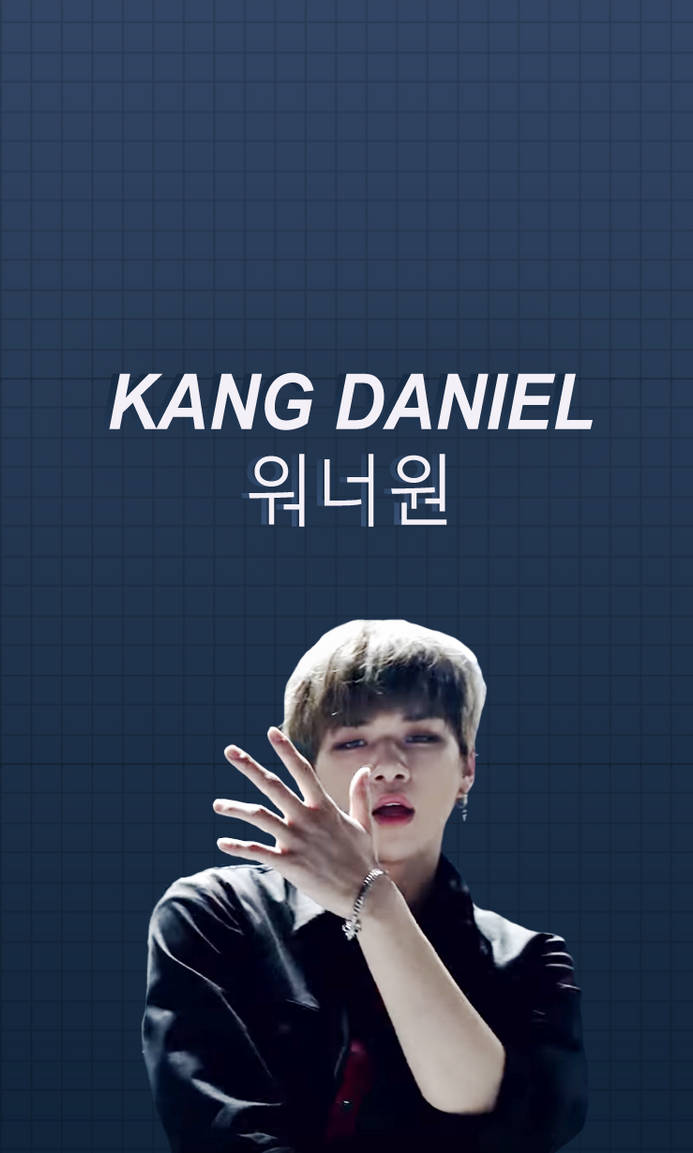 Kang Daniel Wallpaper Lockscreen Wanna One By Sunbxe On Deviantart