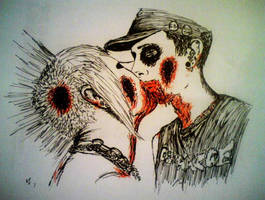 Decaying Love by Skank18