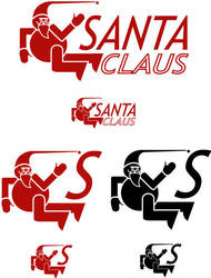 Santa'sCoolLogo by NataliaNoemiD