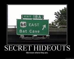 Secret Hideouts by bloodyanimefreak