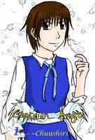 'Guardian Angel' cover by Chuushiri