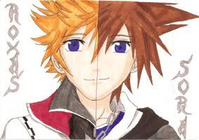 Kingdom Hearts: Divided by Chuushiri