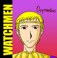 Watchmen-'Ozymandias' by Chuushiri