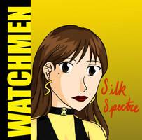 'Watchmen'-Silk Spectre by Chuushiri