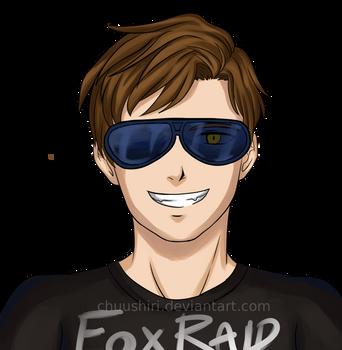 Commission - Foxraid by Chuushiri