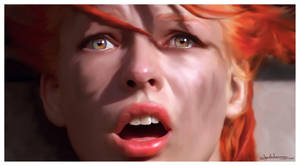 Fifth Element - Leeloo by MaxHitman