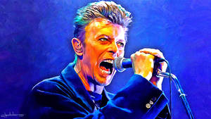 David Bowie by MaxHitman