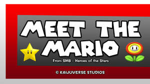 Meet The SMBHotS Mario Title Screen by AsylusGoji91