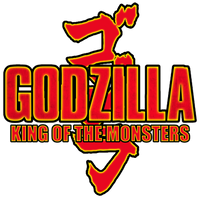 Godzilla - King of the Monsters Logo by AsylusGoji91