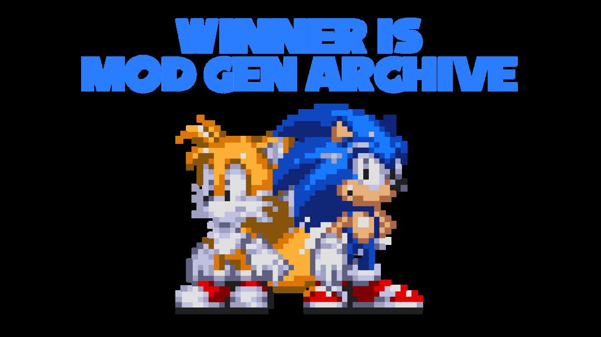 Mod Gen Archive Is The Winner By Asylusgoji91 On Deviantart