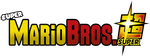 Super Mario Bros Super Logo by AsylusGoji91