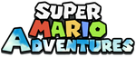 Super Mario Adventures Logo by AsylusGoji91