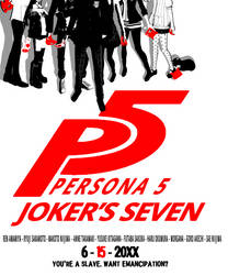 Joker's Seven by NecroCainALX