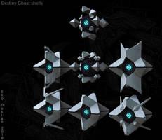 Destiny Ghost - Assorted Shells by Dutch02