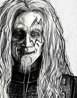 Todd the Wraith by Ashimjara
