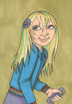 ATC: Zelare for Cookie by angelacapel