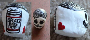 Michael Hsiung SugarSkull 40 by angelacapel