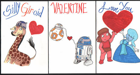 Valentines 2016 by angelacapel