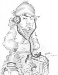 . Da Beat . by ReleanKanaki