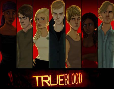 TRUE BLOOD by joshcmartin