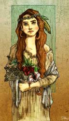 Ophelia by joshcmartin