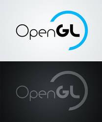 OpenGL Logo by Atriace