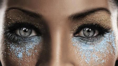Beautiful eyes by Benegesseritt
