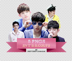 [02] 5 PNGS - SVT's S.COUPS by dirtydirtyjamjam