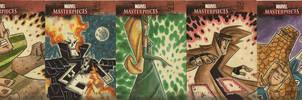 Marvel Masterpieces II APs 2 by OtisFrampton