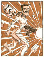Leia by OtisFrampton