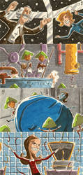 Big Fat Snozzberries by OtisFrampton