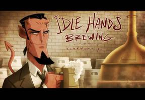 Idle Hands Brewing by OtisFrampton