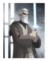 Obi-Wan Kenobi by OtisFrampton