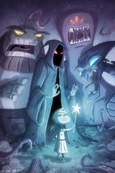 Freaky Villains by OtisFrampton