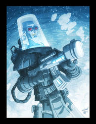 Mr. Freeze by OtisFrampton